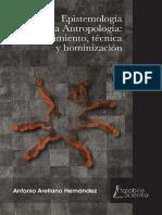EpistemologíaAntropológía Arellano