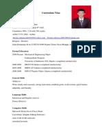 CV dennis