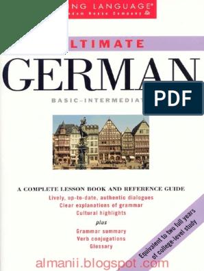234582684 Living Language Ultimate German I PDF ...