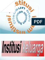 institusi keluarga Islam
