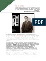 El Ingenio Poético de Queneau