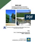 Perancangan Bangunan Air Untuk Pengelolaan Sumber Daya Air Di Hilir Sungai