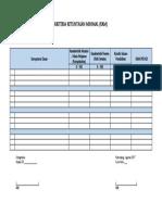 Format Kriteria Ketuntasan Minimal (Kkm)