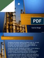 Criteriile de stabilire a nivelului optim al poluării