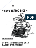 Dossier de Presse arcachon tattoo convention 2018