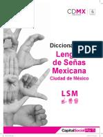 Diccionario LSM