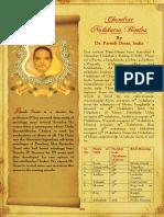 Chandrat Nakshatra Bindu 1 bw