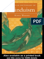 2005 Karel Werner - A Popular Dictionary of Hinduism[RevED]