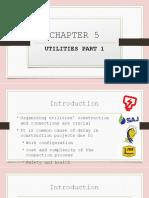CHAPTER 5 Utilities Part 1.pptx