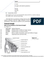 MRCS Revision Guide Limbs and Spine ---- (Femoral Triangle)