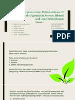 Journal Presentation - Spectrophotometric Determinations Of Chloroplastidic Pigments In Acetone,.pptx