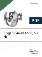 Flygt Sr 4630