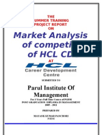 Project of Hcl Cdc 1