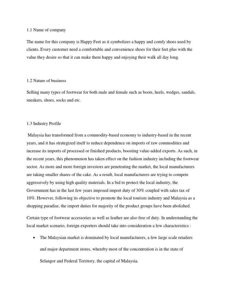 Business plan shoes industry esl reflective essay editor website for college