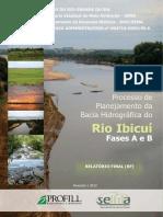 Relatório Do Plano Do Rio Ibirapui