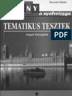 Horváth Miklós -  Irány a nyelvvizsga