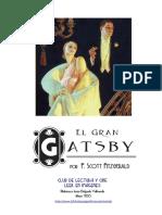 EL GRAN GATSBY F Scott Fitzgerald Ficha Tecnica
