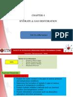 C4-HydrateGasDehydration