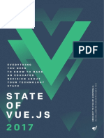 State of Vue.js Report 2017 by Monterail