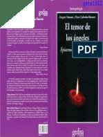 Bateson, Gregory & Bateson, M. C. - El Temor de Los Ángeles. Epistemología de Lo Sagrado (1989 Gedisa)