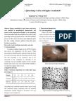 Analysis on Quenching Cracks of Engine Crankshaft