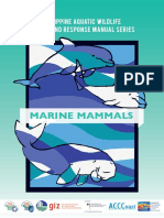 Rescue Response Manual -Marine Mammals