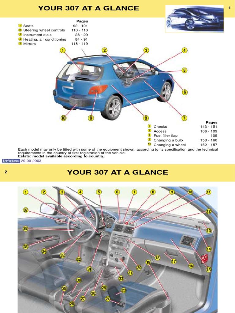 Bestseller  Workshop Manual Peugeot 307