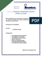 INSTITUTO Nacional Tecnológico