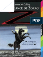La Vengeance de Zorro- Johnston McCulley