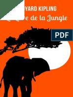 Le Livre de La Jungle - Rudyard Kipling