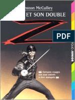 Zorro Et Son Double - Johnston McCulley