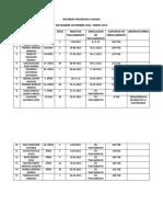 Informe Programa Chagas