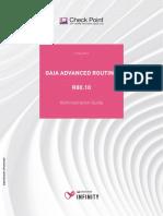 CP R80.10 Gaia Advanced Routing AdminGuide