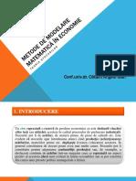 05-Metode+de+modelare+matematica+in+economie+-+Teoria+stocurilor+-+Partea+1.pps