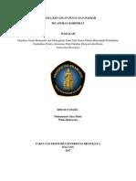 RESUME Analisis Laporan Keuangan Pemerintah Pusat Dan Daerah