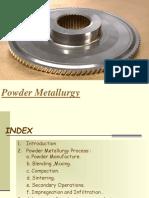 Powder Metallurgy Ppt
