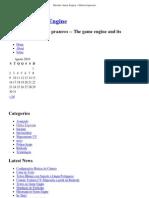 Blender Game Engine - Emissão de partículas