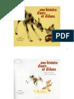 Une Histoire d Ours Et d Elan 1974 Pere Castor