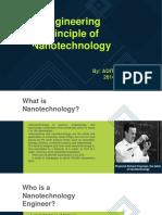 Engineering Principle of Nanotechnology