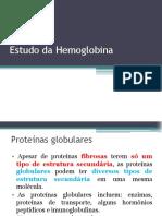estudo hemoglobina