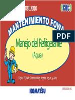 FOWA - Mantto Del Refrigerante