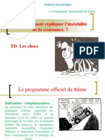 TD - Les chocs.ppt