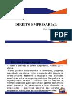 DireitoEmpresarial ADM 2017