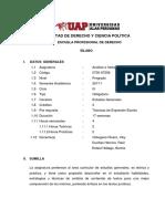 Silabu de Analisi e Interpretacion