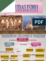 Feudalismo organización social, política y económica