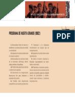 09 Programa de Huerta Grande