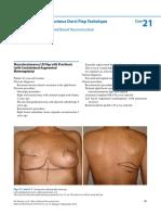 Latissimus Dorsi Flap to Breast