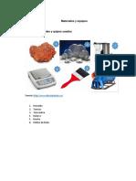 Materiales y Equiposimpresion
