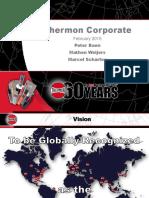 Corporate Presentation 2015