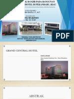 Dampak Banjir Terhadap Kerusakan Bangunan - Grand Central Hotel - Citra SM